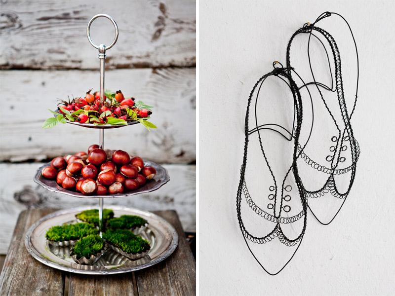 Fil de fer shoe©Anna Lefvert