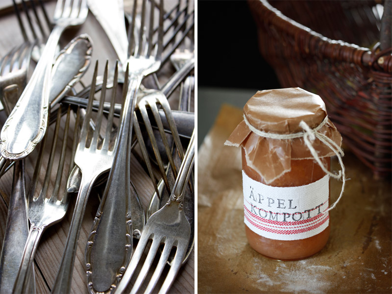 Forks Apple©Anna Lefvert